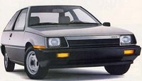 1985 Dodge Colt Overview