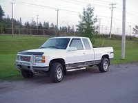 Picture of 1998 GMC Sierra 1500 K1500 SLT 4WD Extended Cab LB, exterior