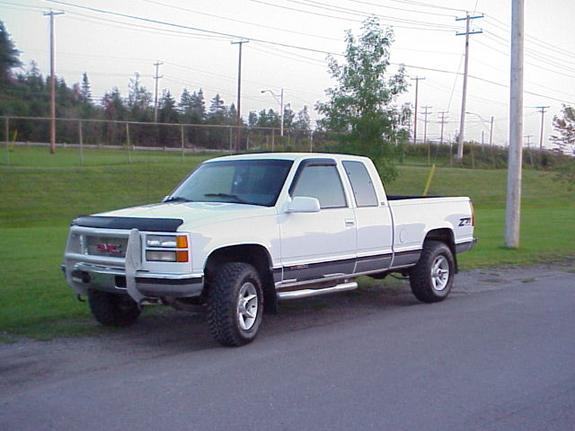Picture of 1998 GMC Sierra 1500 K1500 SLT 4WD Extended Cab LB