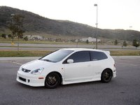 Captivating 2003 Honda Civic Coupe Si Hatchback, La 5 Ieme, Exterior, Gallery_worthy