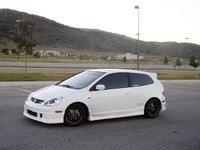 2003 Honda Civic Coupe Si Hatchback, la 5 ieme, exterior