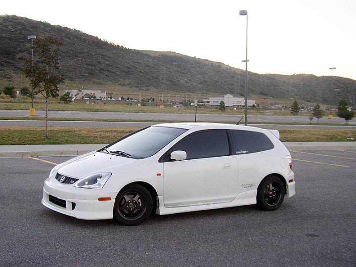 honda civic si hatchback 2003. 2003 Honda Civic Si Hatchback,