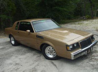 1984 Buick Regal Picture Gallery
