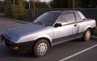 1986 Nissan Pulsar Overview