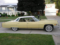 1975 Cadillac DeVille picture, exterior
