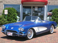 1958 Chevrolet Corvette Overview