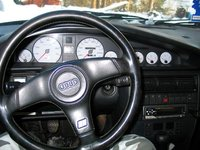 Picture of 1993 Audi S4 quattro Turbo AWD, interior