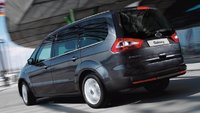 2009 Ford Galaxy, Back Left Quarter View, exterior, manufacturer