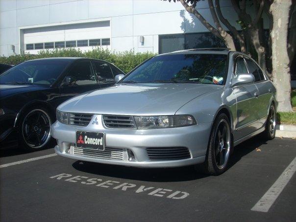 mitsubishi galant 2003. 2003 Mitsubishi Galant ES V6,