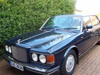 1995 Bentley Turbo R Overview