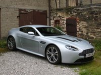 2010 Aston Martin V12 Vantage Picture Gallery