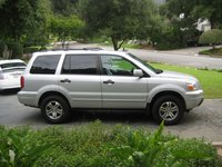 Picture of 2003 Honda Pilot EX AWD, exterior