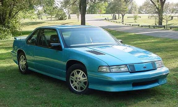 Chevrolet Lumina Dr Z Coupe Pic X on 1997 Chevy Lumina Z34