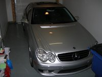 2005 Mercedes-Benz CLK-Class CLK 55 AMG Coupe, Current stepchild, CLK55 AMG, gallery_worthy