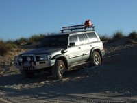 2003 Nissan Patrol Overview