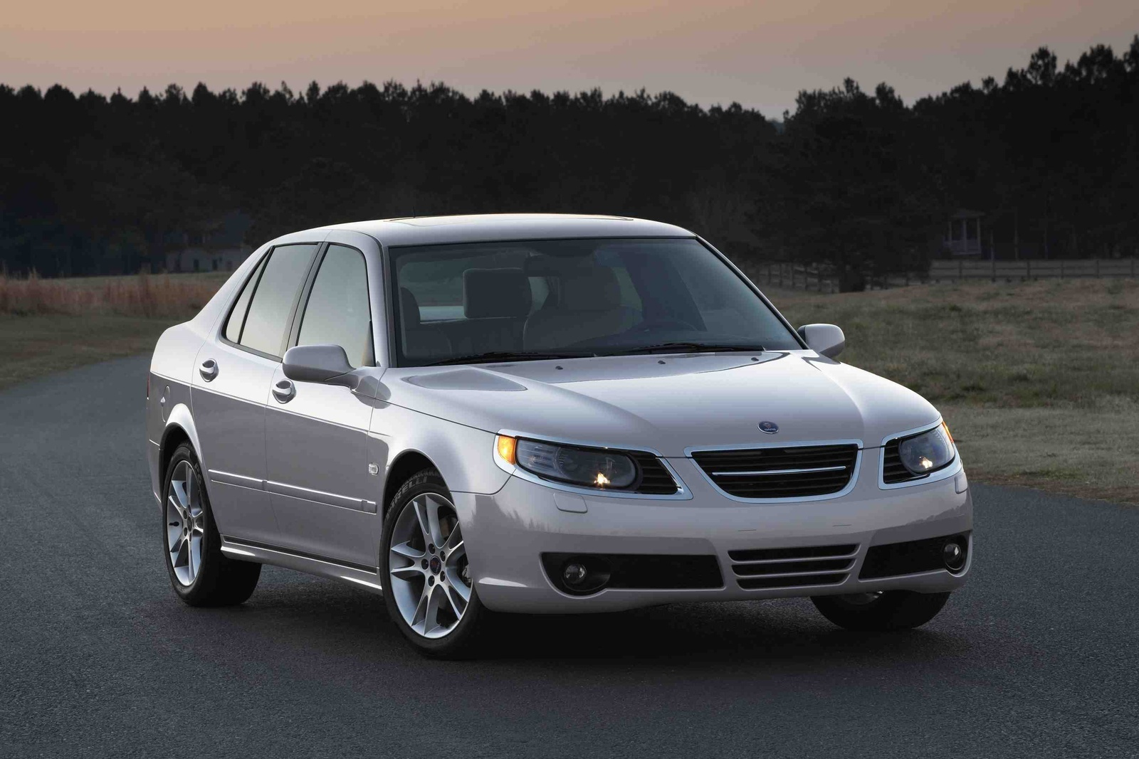 Picture of 2009 saab 9 5 aero exterior gallery_worthy