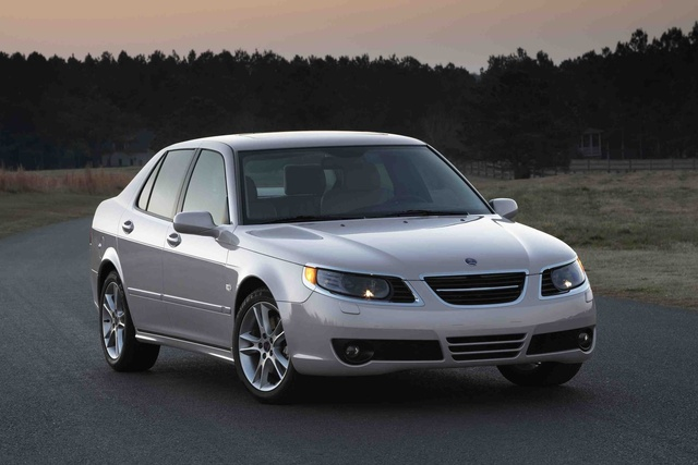 Picture of 2009 Saab 9-5 Aero
