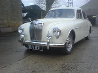 1955 MG Magnette Overview