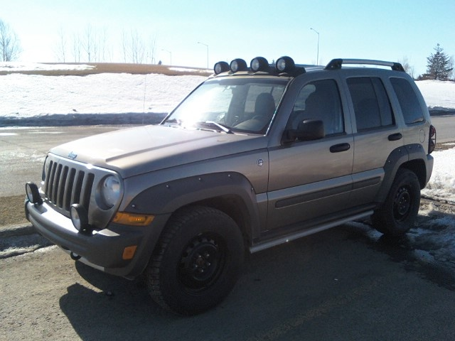 Picture of 2005 Jeep Liberty Renegade 4WD, exterior, gallery_worthy