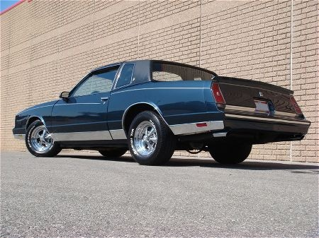 Picture of 1986 Chevrolet Monte Carlo
