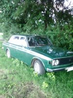 1973 Volvo 144 Overview