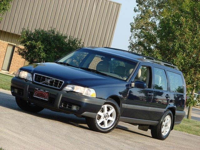 1998 v70 Xc Owners manual