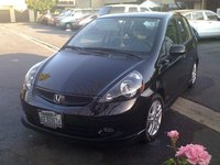 2008 Honda Fit Sport, My 2008 Honda Fit., exterior
