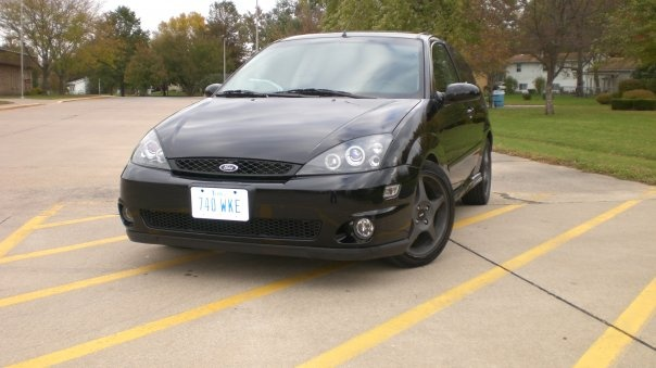 2003 Ford Focus Svt Pictures Cargurus