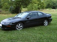1998 Dodge Avenger 2 Dr STD Coupe, 98 Dodge/Mitsubishi Avenger, exterior