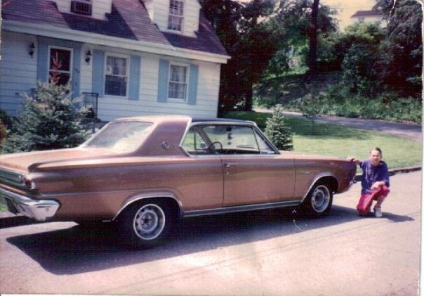 Picture of 1966 Plymouth Valiant