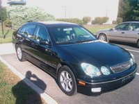 2004 Lexus GS 300 Base, 2004 Lexus GS 300 STD picture, exterior