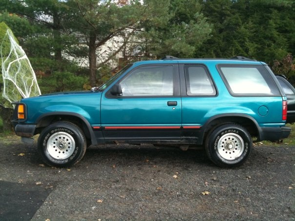 Picture of 1992 Ford Explorer