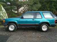 1992 Ford Explorer Overview