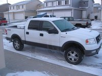 Picture of 2005 Ford F-150 FX4 SuperCab 4WD, exterior