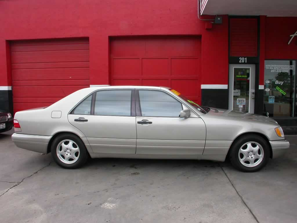 1998 mercedes benz s class pictures cargurus for Mercedes benz s420