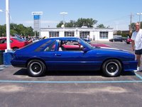 Picture of 1985 Mercury Capri, exterior, gallery_worthy