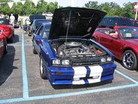Picture of 1985 Mercury Capri, interior, gallery_worthy