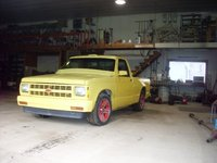 1987 Chevrolet S-10, s15 87, exterior, gallery_worthy