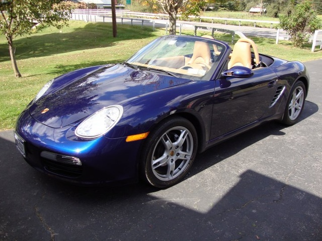 Picture of 2006 Porsche Boxster Base, exterior, gallery_worthy