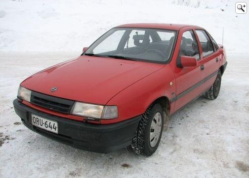 Picture of 1989 Opel Vectra