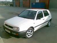 Picture of 1992 Volkswagen Golf 2 Dr GL Hatchback, exterior, gallery_worthy