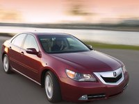 2009 Acura RL Picture Gallery