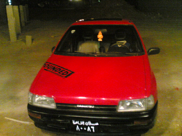 Picture of 1991 Daihatsu Charade, exterior