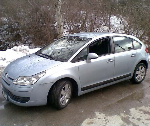 Picture of 2005 Citroen C4
