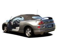 Picture of 2004 Mitsubishi Eclipse Spyder GT Spyder, exterior, interior