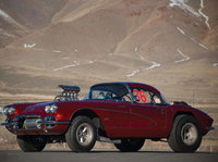 1961 Chevrolet Corvette Picture Gallery