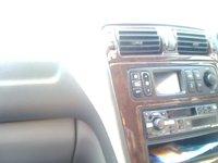 1990 Peugeot 405, interior, interior