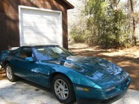 1987 Chevrolet Corvette Coupe picture, exterior