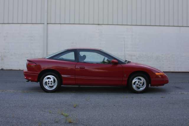 1994 Saturn SC2 Coupe
