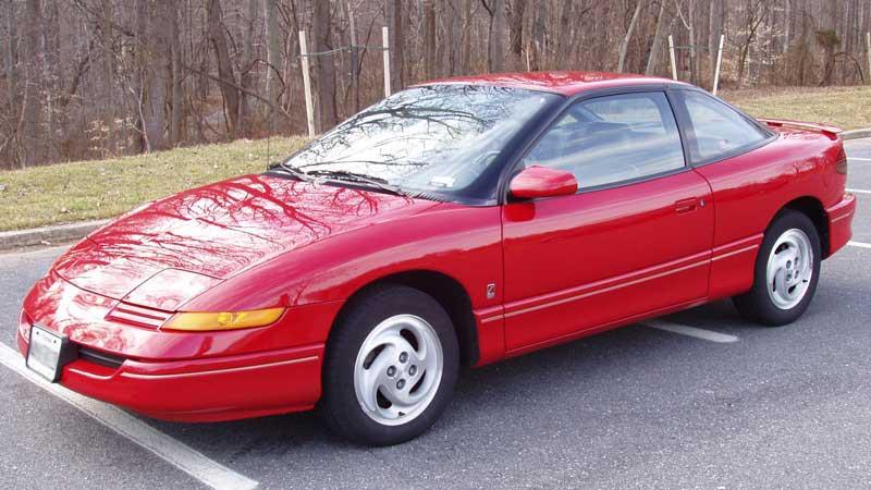 Automotive Concepts Pics Saturn Sl1 Coupe